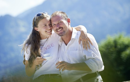 Happiness in the SCHÜLE'S Gesundheitsresort & Spa