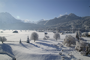 Grandiose Winterlandschaft